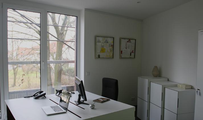 Beispiel Doppelbüro