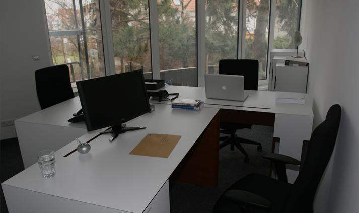 Beispiel Dreierbüro