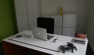 Beispiel Einzelbüro
